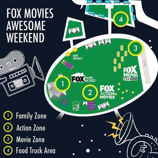 FOX Movies Awesome Weekend Free Movie Screening @ Setia City