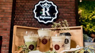 2 Regular Sized Regiustea RM8 Promo