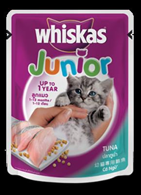 Whiskas Junior Free Sample Giveaway