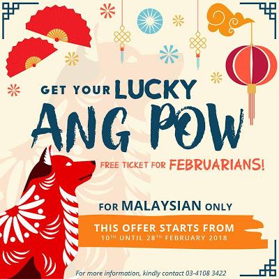 Zoo Negara Malaysia Free Ticket