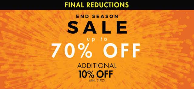 G2000 Malaysia End of Season Sale 70% Discount Offer Promo