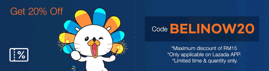 Lazada Mobile App Voucher Code Discount Offer Promo