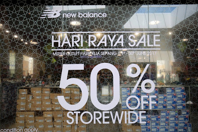 1a51ef749fb0 Adidas, New Balance, Samsonite... Up to 70% Discount @ Mitsui Outlet ...